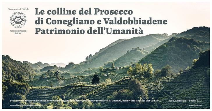 Le Colline del prosecco di Conegliano e Valdobbiadene Patrimonio dell'Unesco | Mass Bianchet
