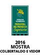 Diploma Mostra di Colbertaldo e Vidor2016